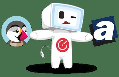 cofis maskot - propojení PrestaShopu a Alzy