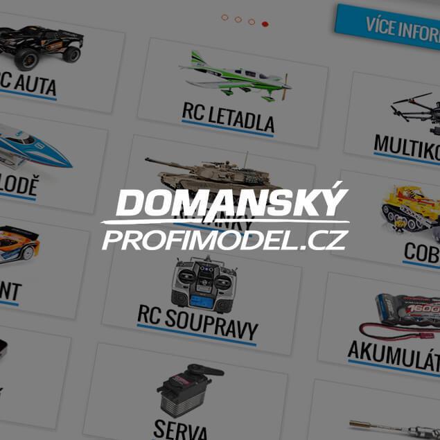 reference e-shop Domaský Profimodel.cz